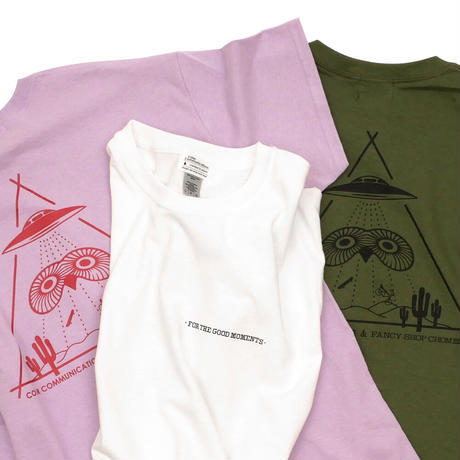 T-SHIRT / For The Good Moments