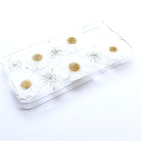 押し花ケース iPhone12/12pro ノースポール