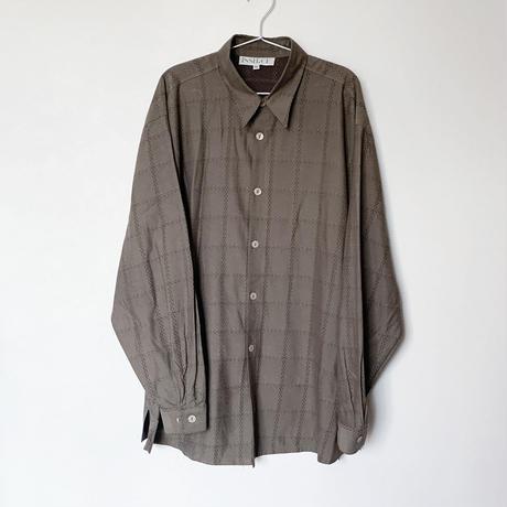 【No.015】 - Antique check shirts
