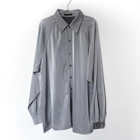 【No.011】 - Gloss Satin Shirts