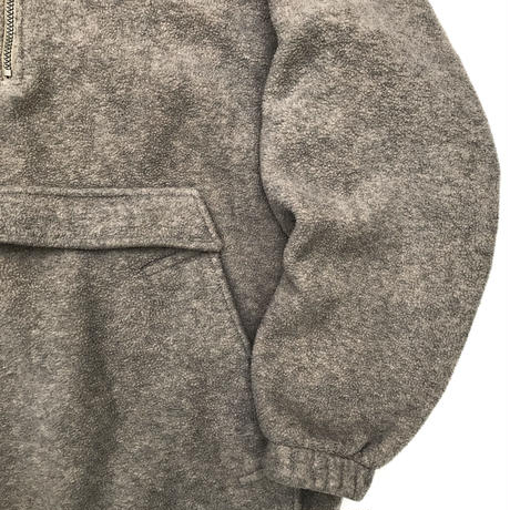 Eddie Bauer / Heavy Fleece Jacket / Beige / Used