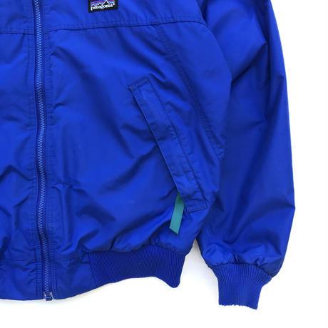 Made in USA / Patagonia / Nylon Fleece Jacket / Blue / Used