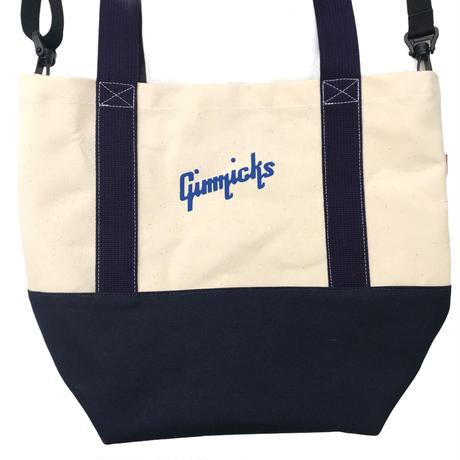 Tokyo Gimmicks / Cotton Canvas 2Way Tote Bag / Large