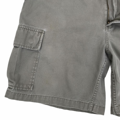 90's Polo by Ralph Lauren / Cotton Cargo Shorts / Khaki / Used(35)