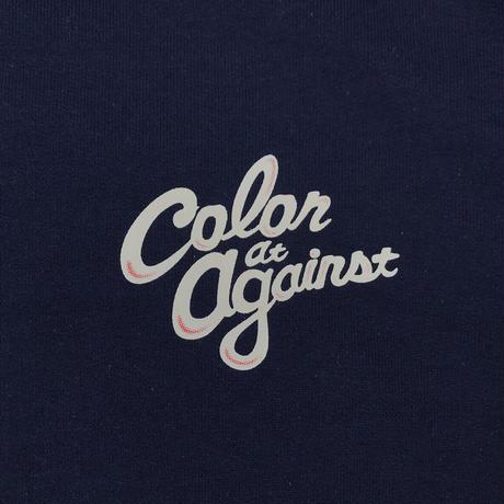 Color at Against Originals / C & C Crew Neck Sweat / Navy