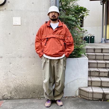 00's GAP / Nylon Pullover / Scarlet M / Used