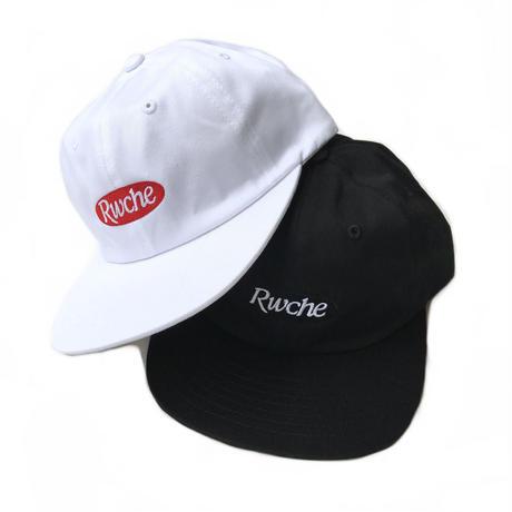 RWCHE / TM LOGO CAP / WHITE,BLACK