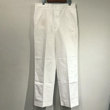 80s US ARMY / Medical Chino Pants / Dead Stock