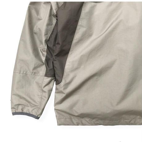 00's Columbia / BI-Color Nylon Anorak / Khaki XL / Used