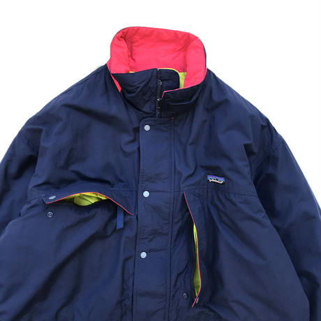 1990s Patagonia / Guide Jacket / Navy / Used