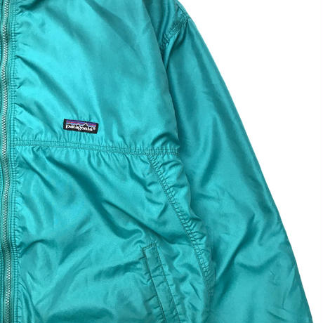 Made in USA / 92s Patagonia / Shelled Capilene Jacket / Green / Used