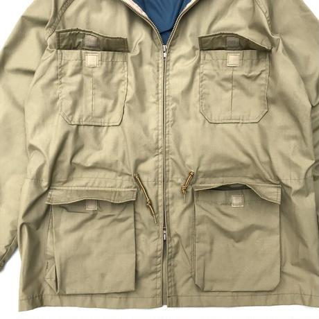 70s Woolrich / W/Z Mountain Parka / Beige / Used