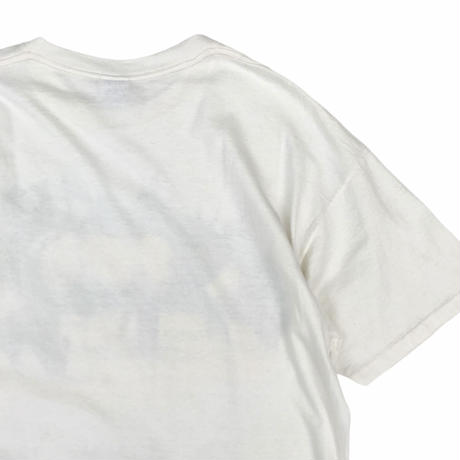Made in USA / 90s Colorado Deer Tee / White / Used