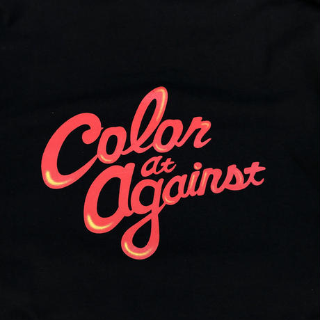 Color at Against ORIGINALS / C&C Long Sleeve TEE / BLACK