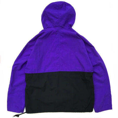 SUNBUSTER / Nylon Anorak  / Purple / Used