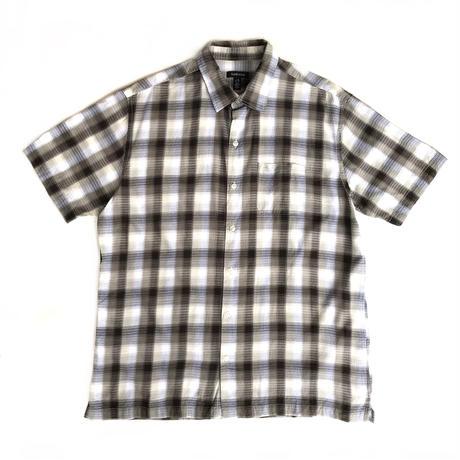 L/S Check Shirt / Grey / Used