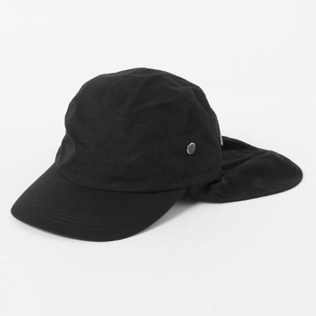 Color at Against Originals  / SUN CAP / BLACK