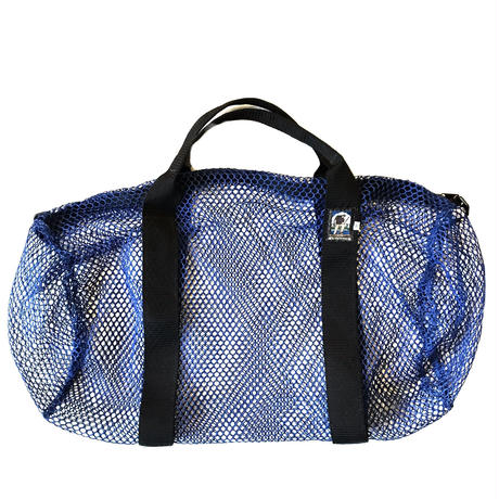 Made in USA / Adventure 16 / Original Mesh Duffle Bag / Blue / Used
