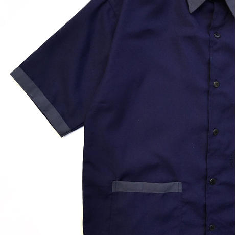 Bedlam / India Work Shirts / Navy