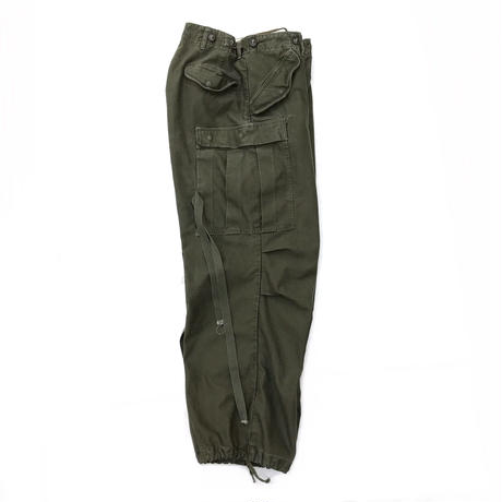 US Military / 52's M-51 Cargo Pants  / Olive / Used B