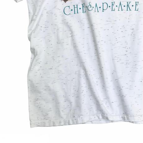 "Made in USA / 93's ""BORO"" Duck Tee / Ash / Used"
