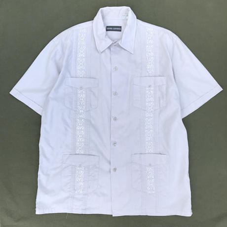 Used Cuba Shirts / Light Purple