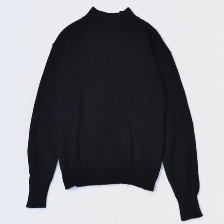 US NAVY / GOB Knit DEAD STOCK / BLACK
