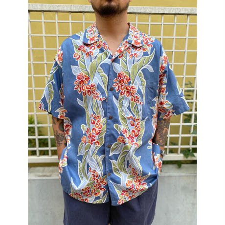 Pataloha / Resort Open Collar Shirt / Used