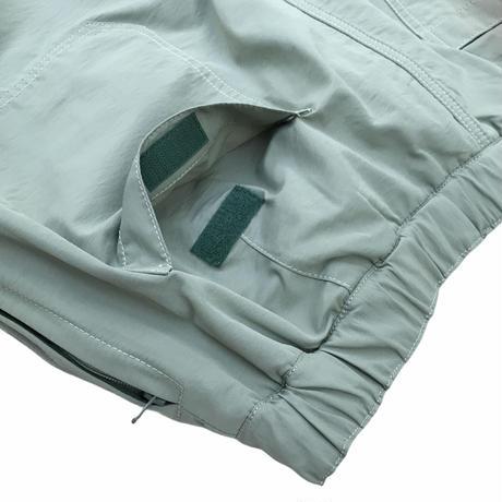 RWCHE / SESSION NYLON PANTS / GREEN