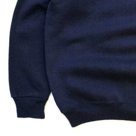 Made in USA / Duck Print Sweat / Navy / Used