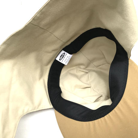 RWCHE / BASSET CAP / BLACK , BEIGE