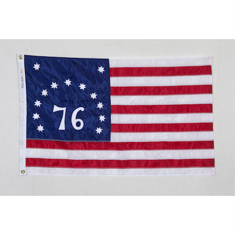 Dettra Flag/Dead stock/200th Anniversary American Flag