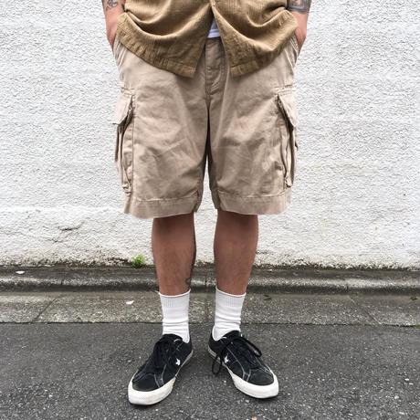 Polo Ralph Lauren / Cotton Chino Cargo Shorts  / Beige / Used