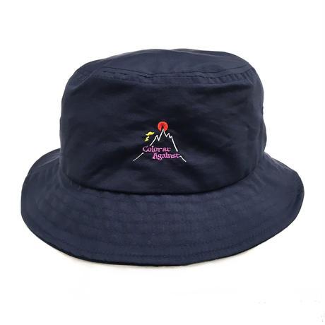 Color at Against Original / Hotspot Bucket Hat / Navy