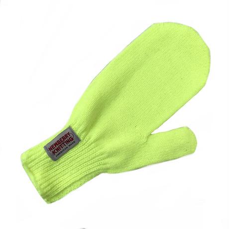 Made in USA / NEWBERRY KNITTING / Acrylic Knit Mitten Glove