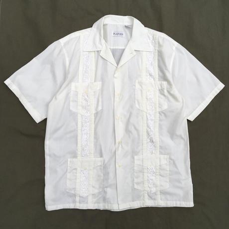 S/S Cuba Shirt / White / Used