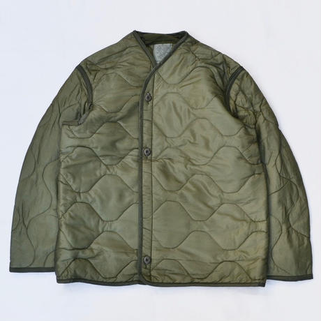 US ARMY / M-65 Liner Quilting Jacket / OLIVE