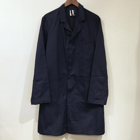 ROYAL MAIL WORK COAT / DEAD STOCK / NAVY