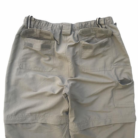 THE NORTH FACE / Nylon 2Way Cargo PANTS / Beige / Used