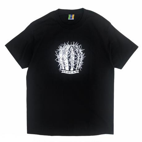Bedlam / Cactus Tee / Black