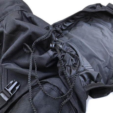 "Dead Stock / British Military ""NATO"" Field Pack / Black"