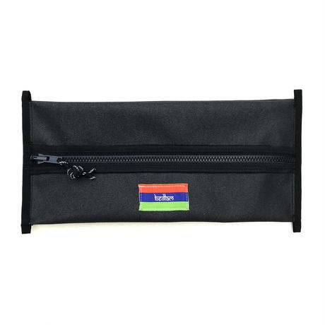 Bedlam / 2 way Jet Pouch / Black