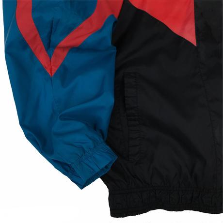 90's NIKE / Vintage Nylon Sport Jacket / Multi / Used