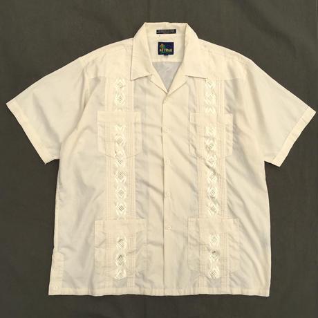 S/S Cuba Shirt / Pale Yellow / Used