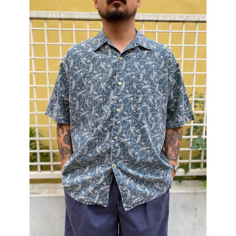 Polo Jeans / Resort Open Collar Shirt / Used