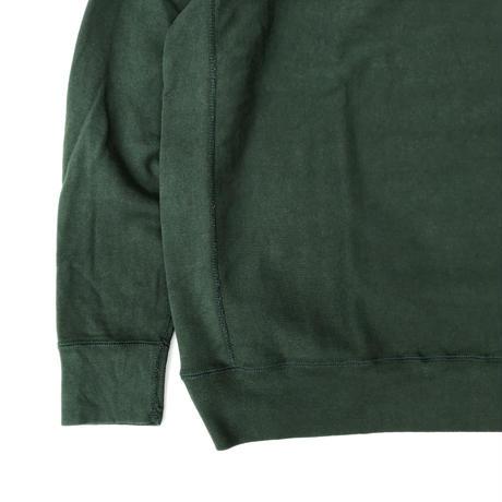 "Made in USA / Bedlam / ""Ashram 12oz Sweat Crew / Green,Black"