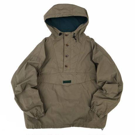 90s Columbia / Nylon Anorak Parka / khaki / Used