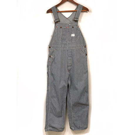 60s Vintage BIC MAC / Hickory Overall / Hickory
