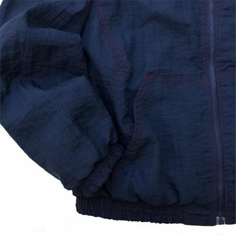 90s Reebok / Nylon Sport Jacket / Navy / Used