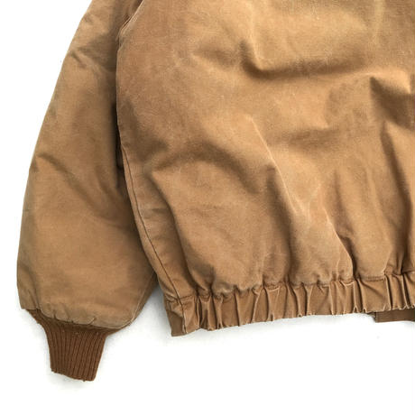 Made in USA / Walls / Blizzard-Pruf Duck Jacket / Brown Duck / Used